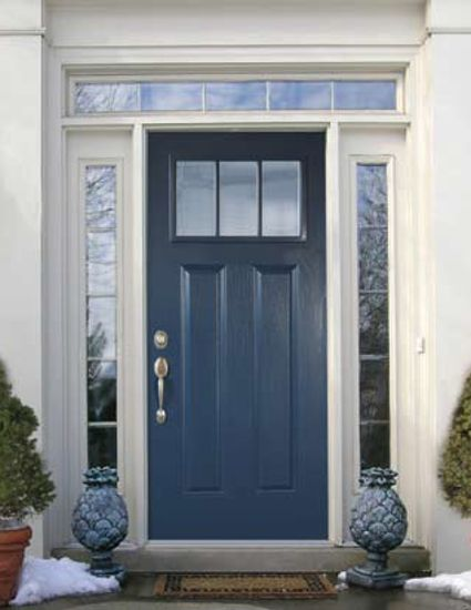 Hmi Entry Doors